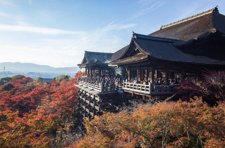 Самые популярные достопримечательности Киото