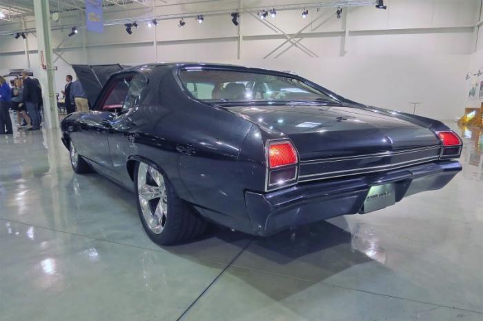 Концепт от Chevrolet с мотором от нового Корветта