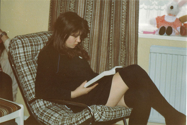 Мода и одежда юных американок 80-х
