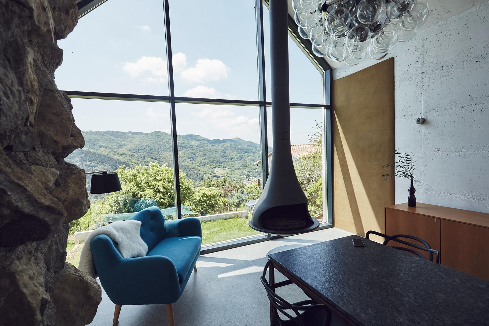 Реставрация старого дома в Словении