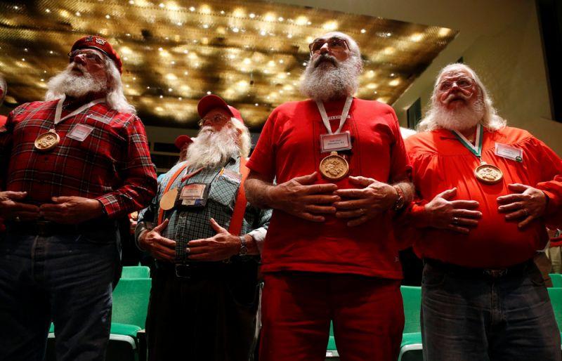 Школа Санта-Клаусов в США