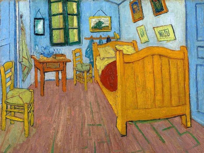 Дефекты зрения великих художников: патология или причина появления шедевров
