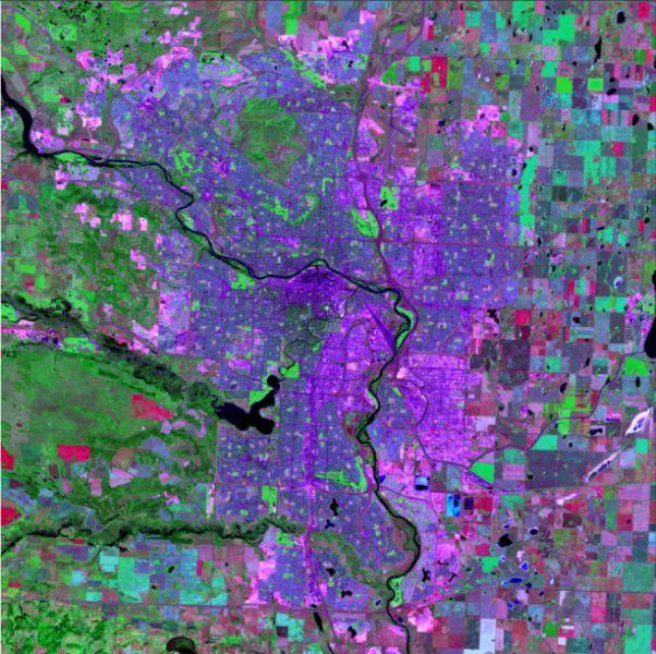 Как разрастаются города