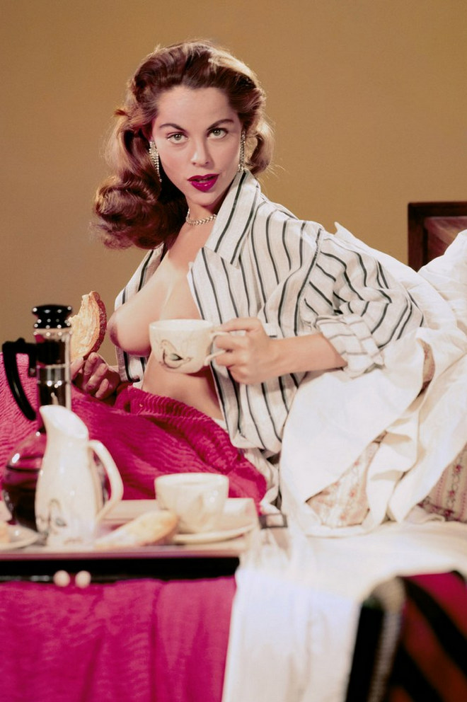 Красавицы середины прошлого века на страницах Playboy