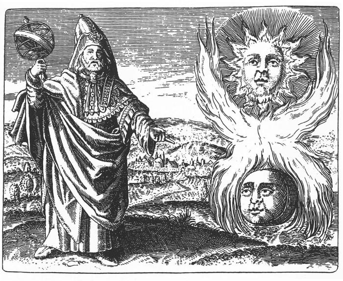 Алхимия - удивительная наука, прошедшая сквозь века