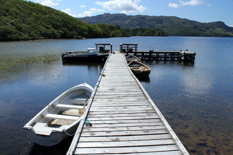 Самые живописные озера Шотландии