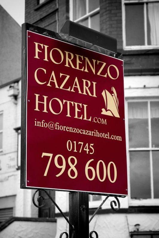 Худшая гостиница Британии — Fiorenzo Cazari