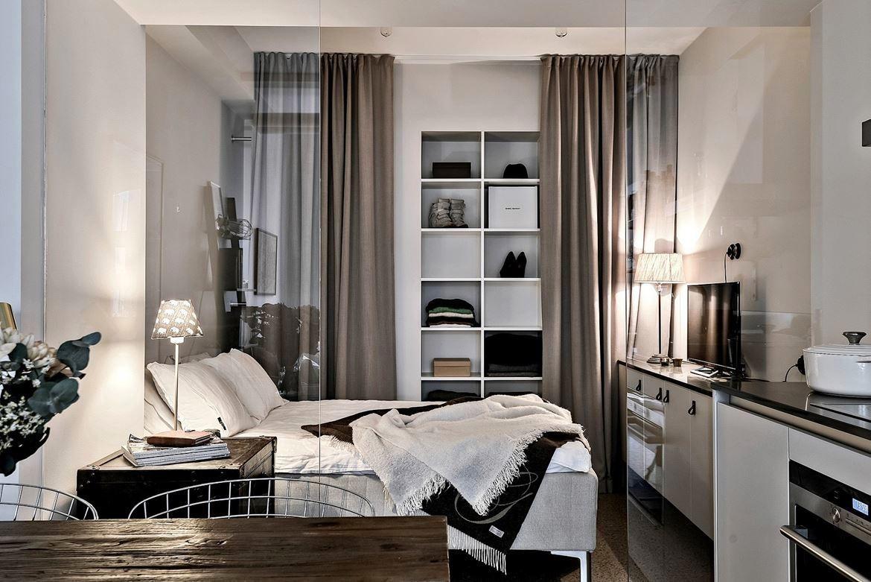 Квартира площадью 33 кв. метра в Гетеборге