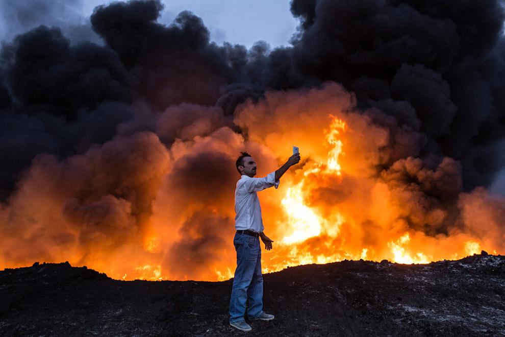 Мосул: жизнь в нефтяном дыму