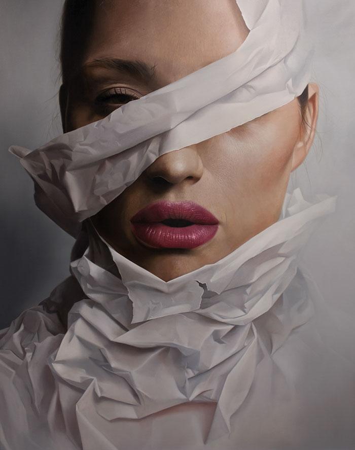 25 гиперреалистичных картин от разных художников
