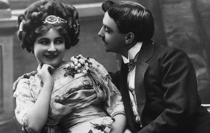 Как вести себя на первом свидании: советы второй половины XIX века