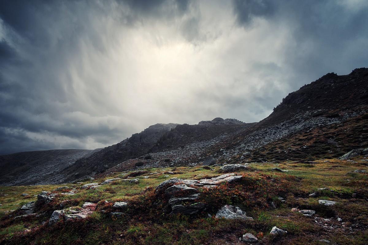Альпы в объективе Лукаса Фурлана