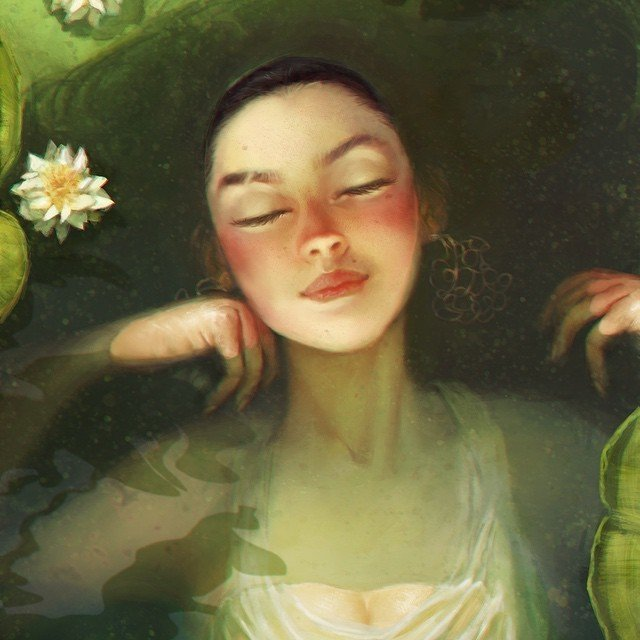 Восхитительные иллюстрации от художницы Каролины Гарибы
