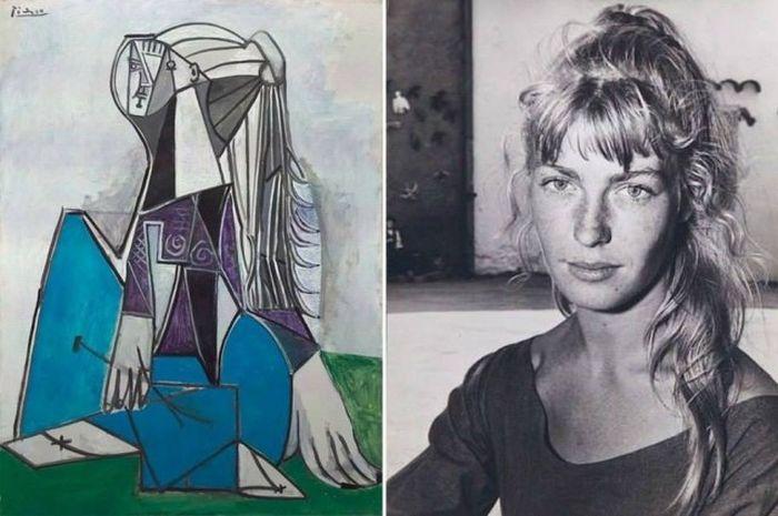 Женщины, с которых Пабло Пикассо писал портреты