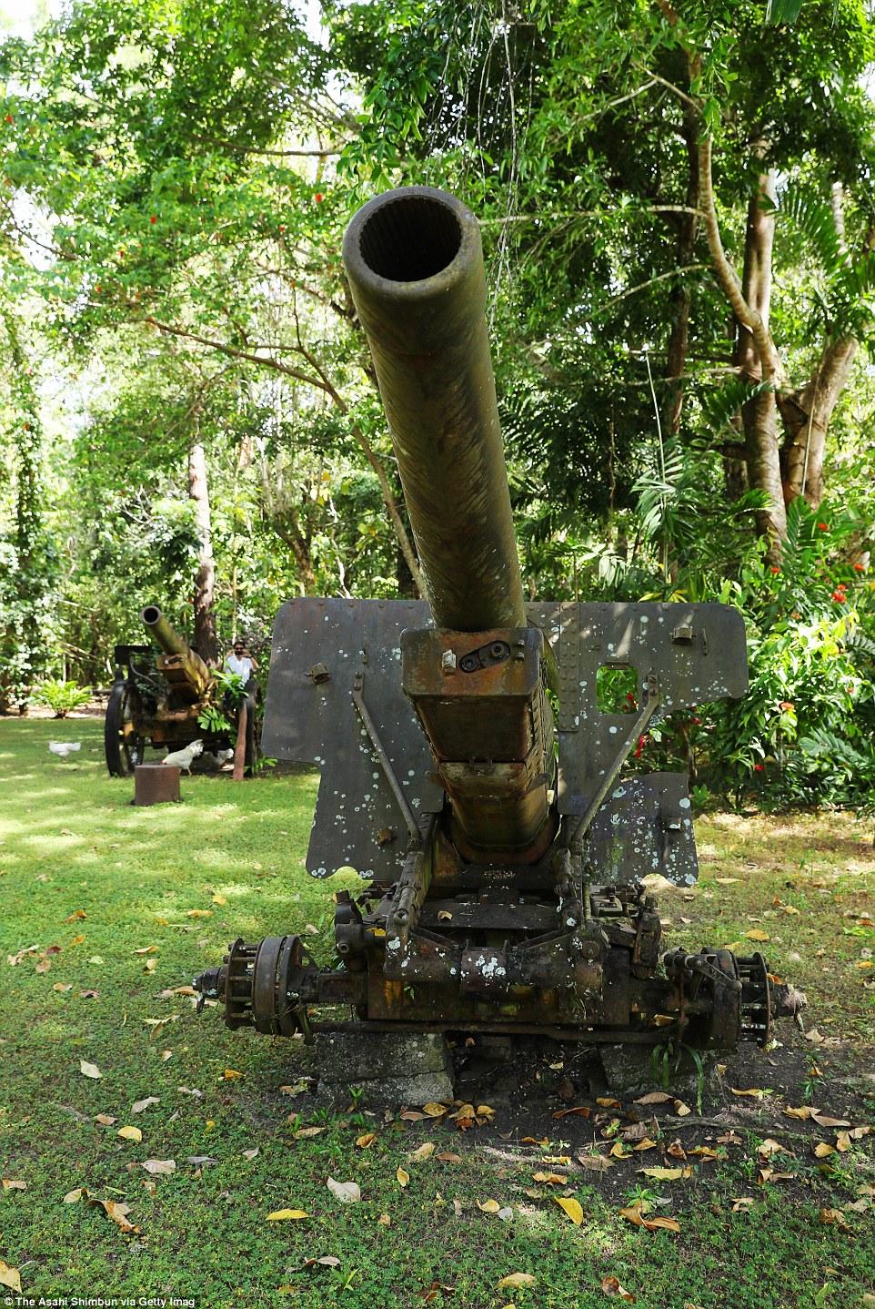 Боевые машины Второй мировой в Тихом океане