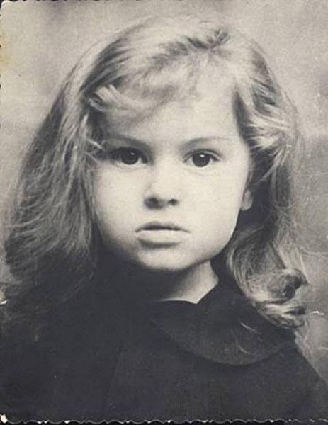 Отечественные знаменитости в детстве
