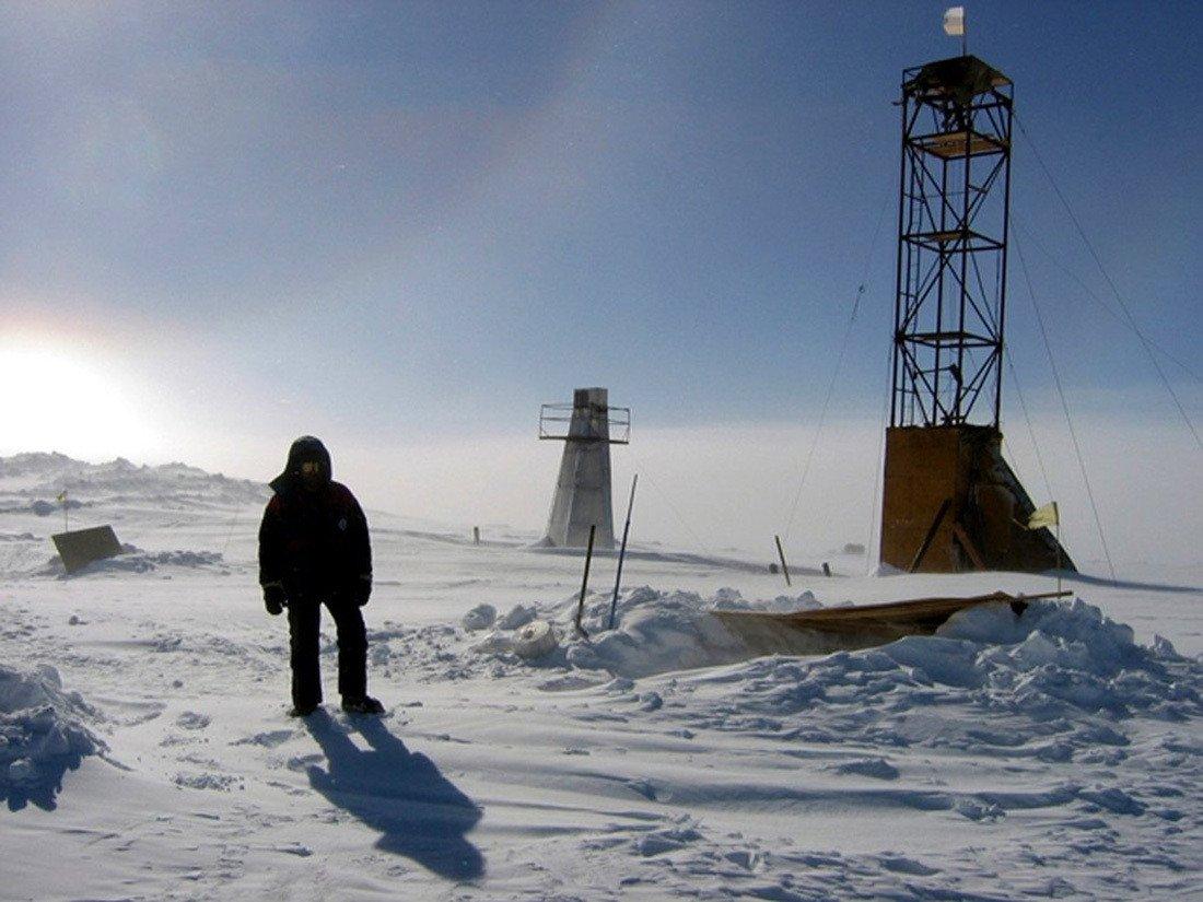 Затерянный мир: новые формы жизни подо льдами Антарктиды