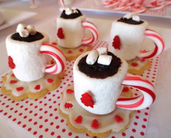 Лучшие идеи, чтобы украсить новогодний десерт