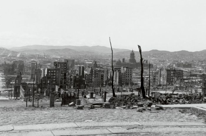Начало XX века на фото Джека Лондона