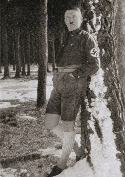 Редкие исторические снимки знаменитых людей
