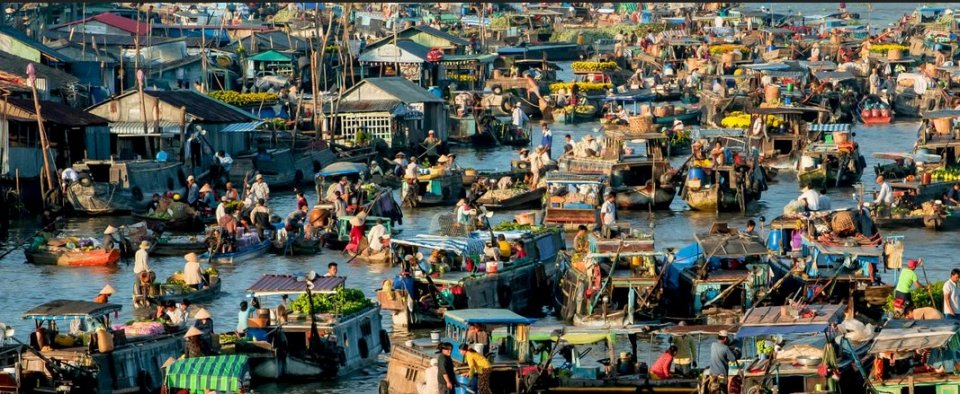 10 городов мира с самыми красивыми каналами