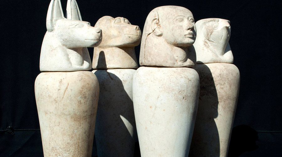 Мумии: мрачные тайны египетских фараонов