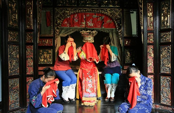 Необычные свадебные традиции мира