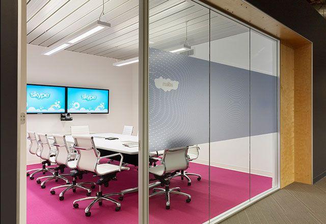 Офис компании Skype