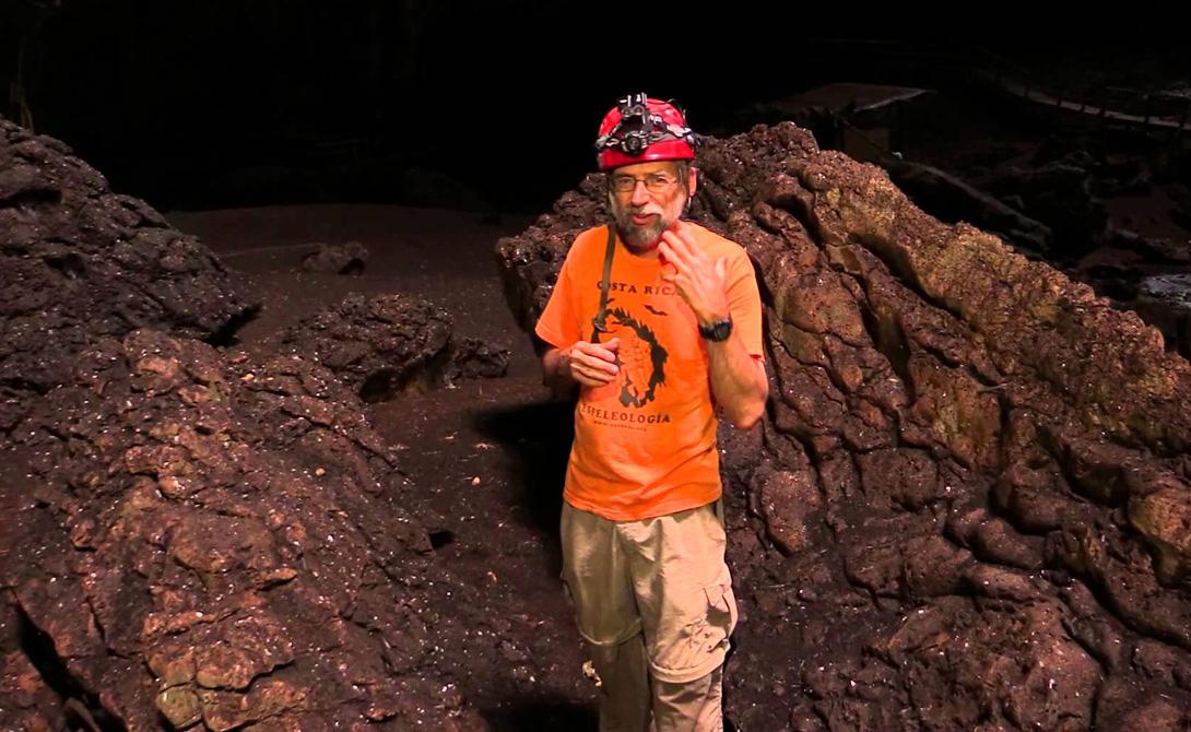 Самая отвратительная пещера мира