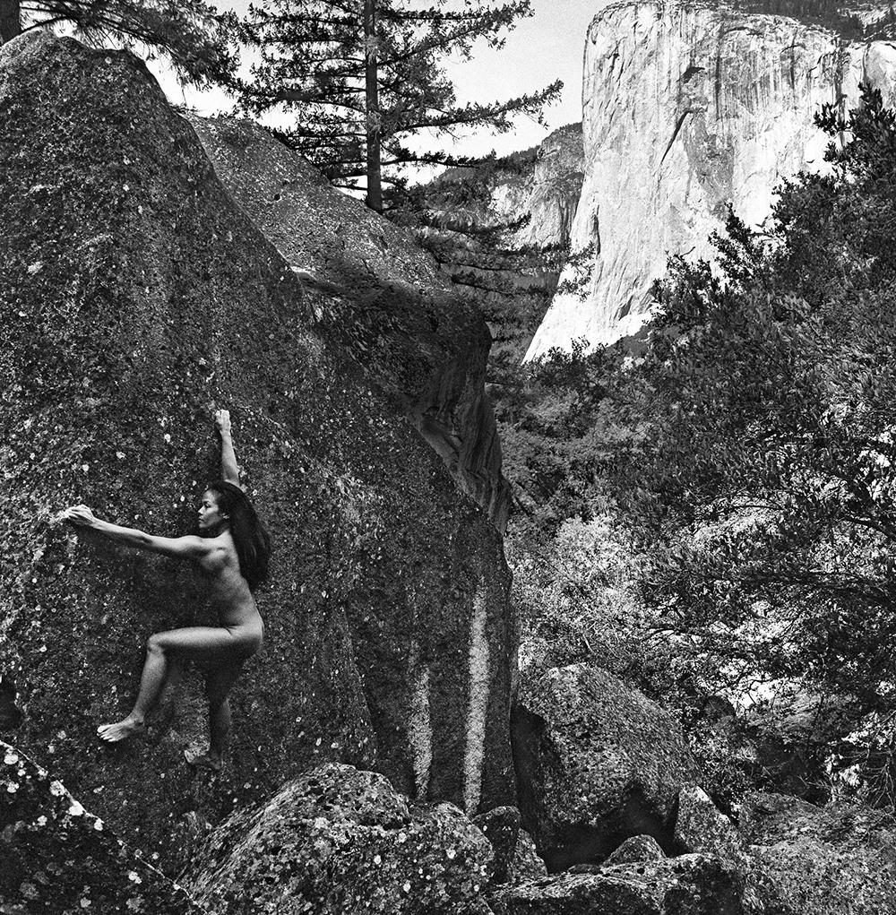 Эротический календарь Stone Nudes 2017 для настоящих скалолазов