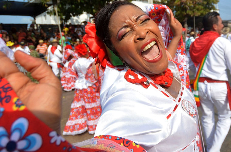 Необычные традиции Колумбии