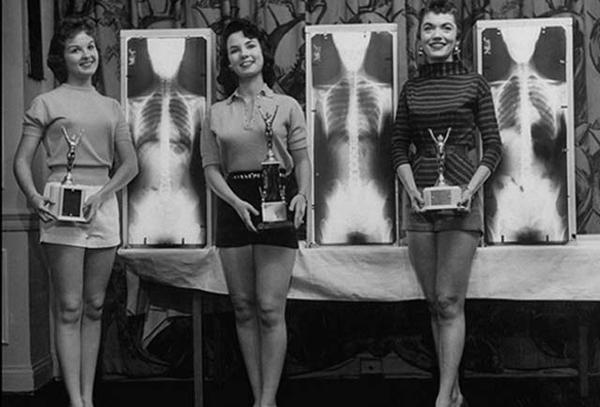 Самые необычные конкурсы красоты прошлого века