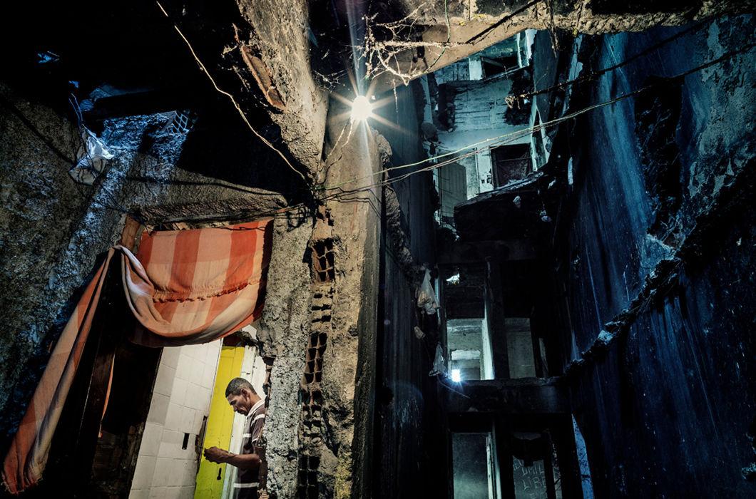 Жизнь на руинах Рио