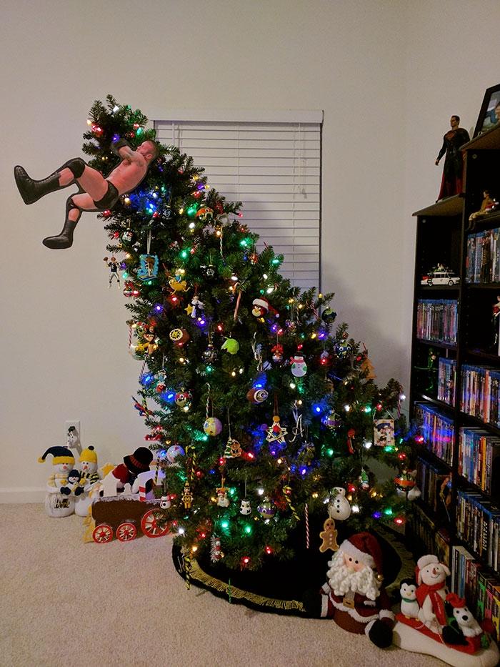18 крутых верхушек для елки, которые сделают её уникальной