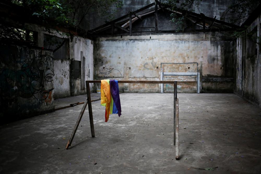 Дом-убежище сексуальных меньшинств Бразилии