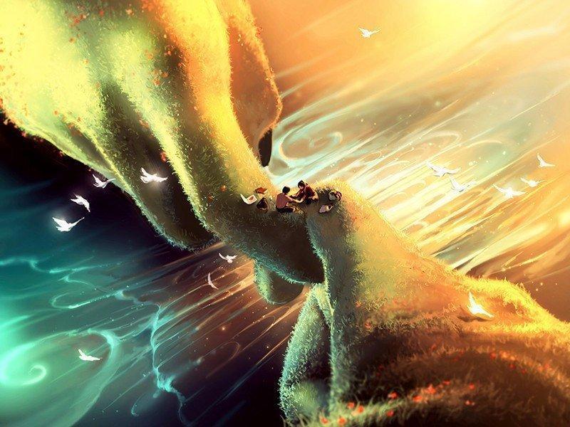 Фантастическая Вселенная от Кирилла Роландо