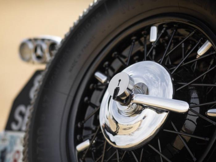 Mercedes-Benz 540 K Cabriolet: Туринг-кар