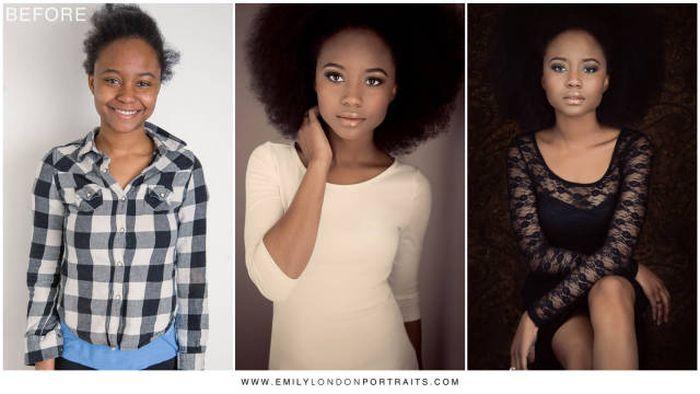 Невероятные преображения женщин и девушек