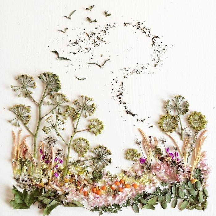 Потрясающие картины от Бриджит Бет Коллинз
