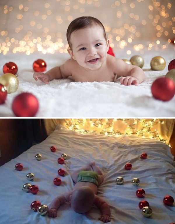 Рождественская фотосессия с детьми: ожидание и реальность