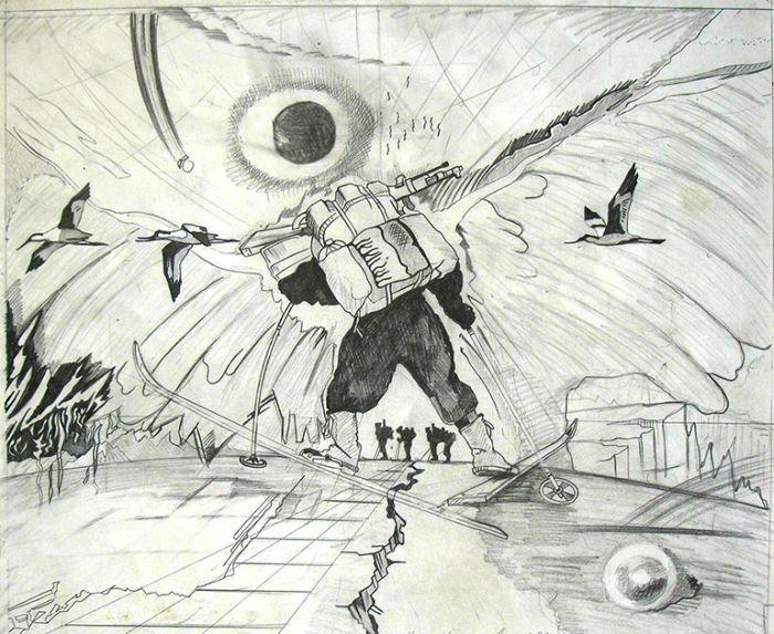 Творчество Федора Конюхова