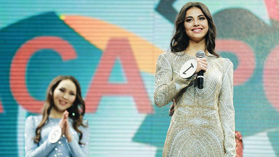 В Москве выбрали самую красивую девушку России 2016