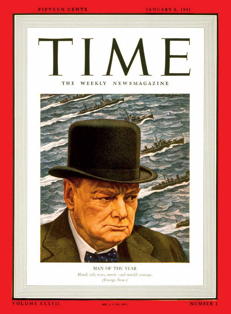 Человек года: обложки журнала Time за последние 90 лет