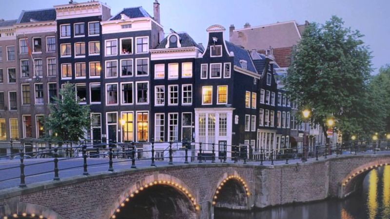 Несколько интересных фактов о Нидерландах