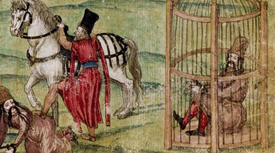 Психологическая тактика великих воинов древности