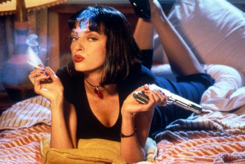 10 голливудских красавиц, которые курят