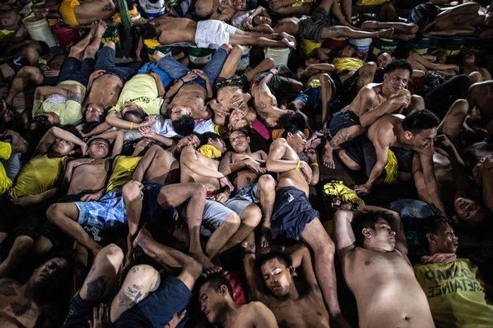 Филиппинская тюрьма Кесон-Сити Джейл