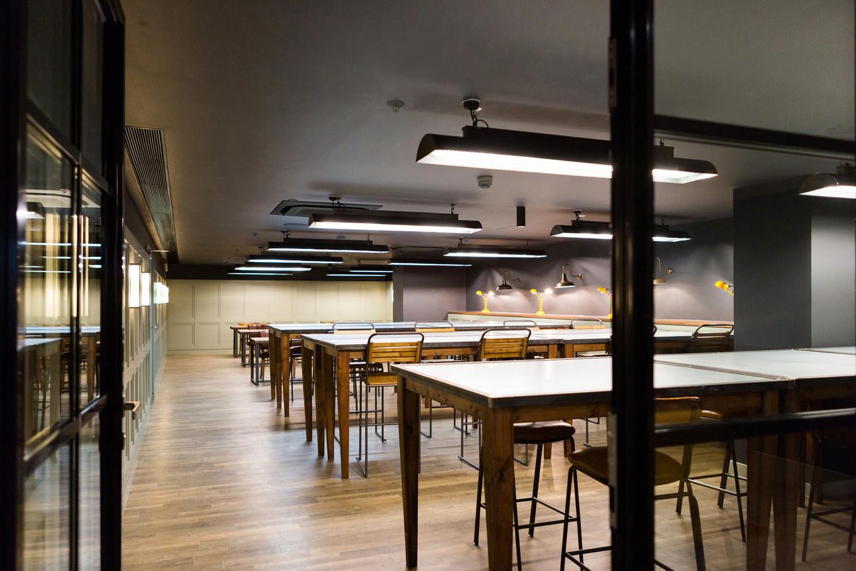The Chapter — студенческое общежитие в Лондоне