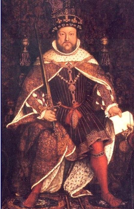 Гульфик - самая модная деталь мужского гардероба в XVI веке