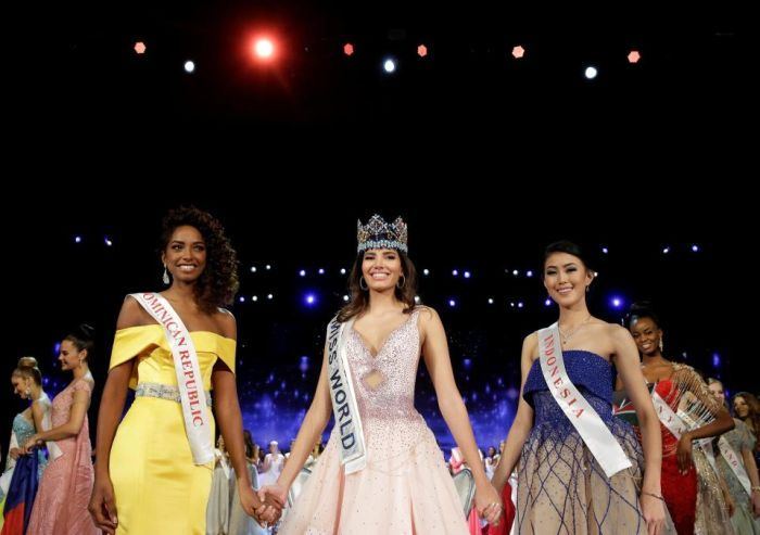 Красавица из Пуэрто-Рико завоевала титул Мисс мира-2016